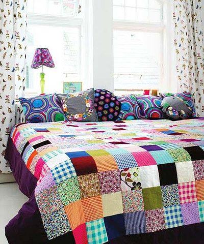 tekstil' v stile kantri