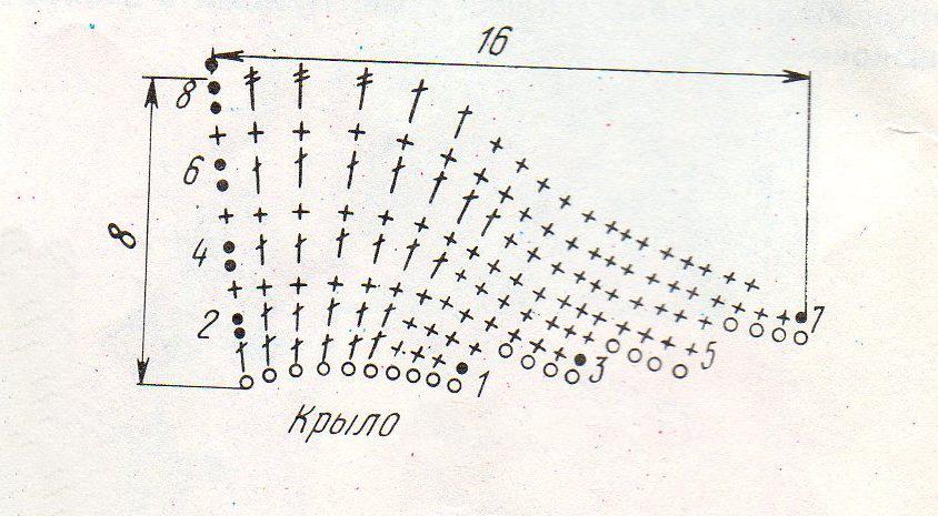 вязаная курочка (2) схема 2