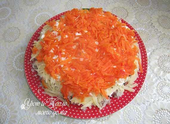 sloj iz morkovi