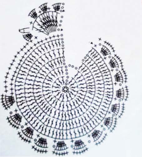 kurochka krjuchkom shema