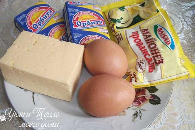 produkty dlja rafajelok iz syra