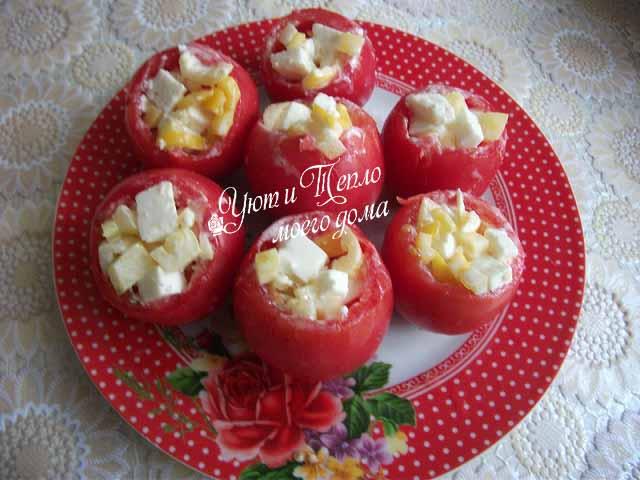 pomidory farshirovannye brynzoj