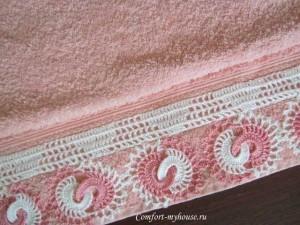 кайма на полотенце