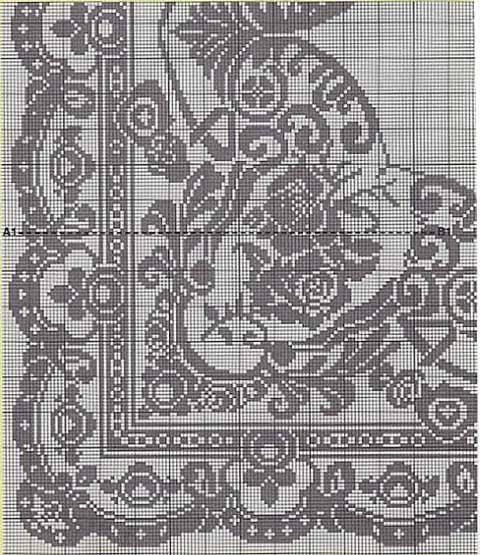 Квадратная скатерть на круглый стол Столик Круглый