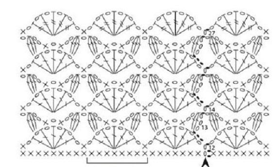 shema vjazanija podsvechnika krjuchkom