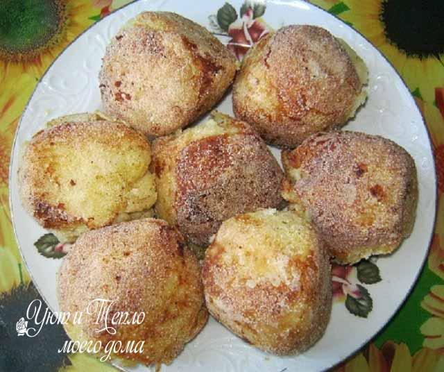 rumjanye kartofel'no mjasnye shariki