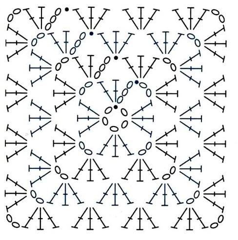 babushkin kvadrat shema