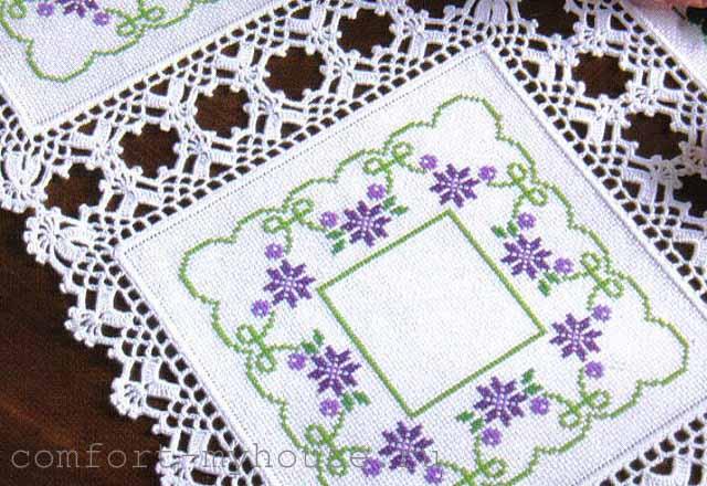 salfetka iz tkani obvjazannaja krjuchkom