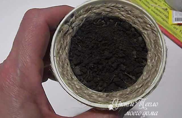 banochka s glinoj