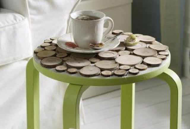 stol iz spilov