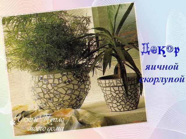 dekor jaichnoj skorlupoj