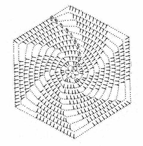 shestiugolnyj motiv po spirali