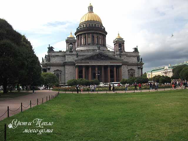 isaakievskij sobor