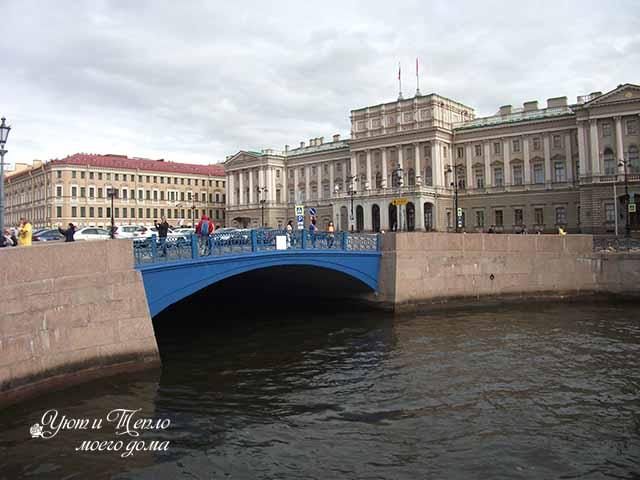 sinij most