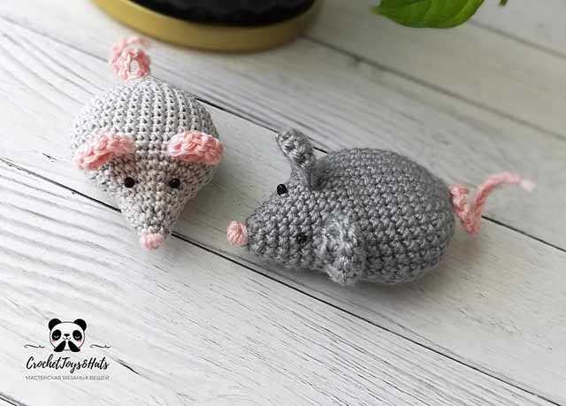 мышки воришки