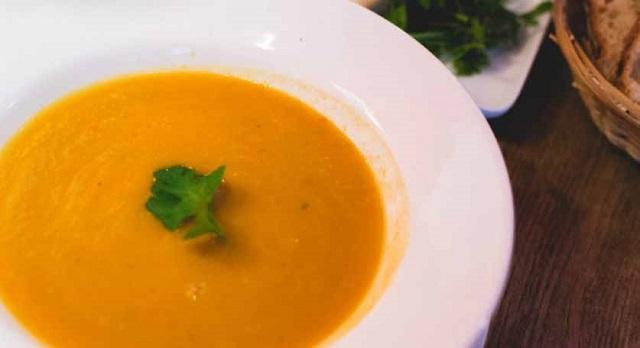 dieticheskij tykvennyj sup