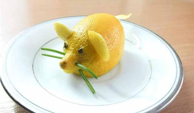 miska iz limona