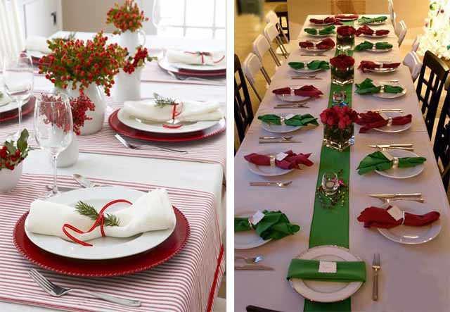 dekor stola zvetami