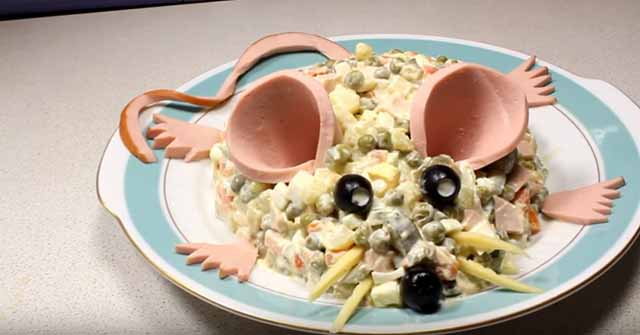 salat krisa