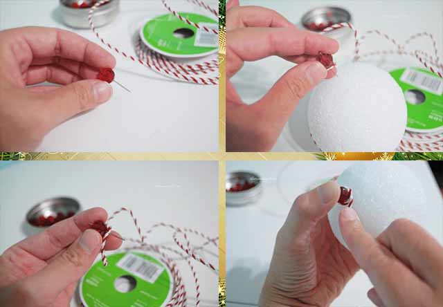 namatyvanie verevki na shar