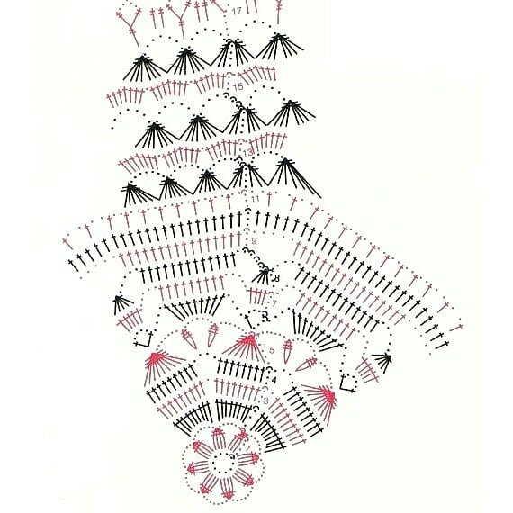 salfetka cvetnaja shema1