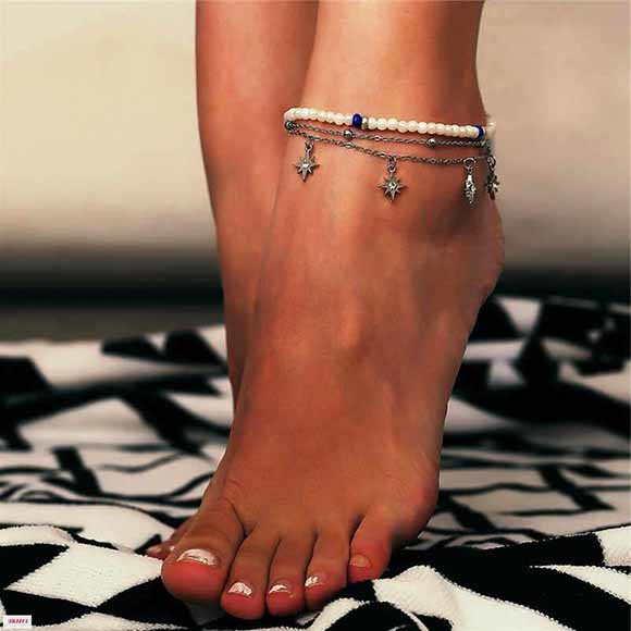 braslet na nogu