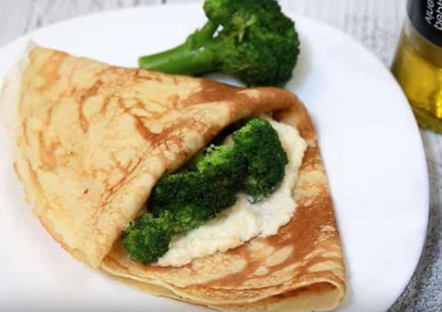 nachinka s brokoli