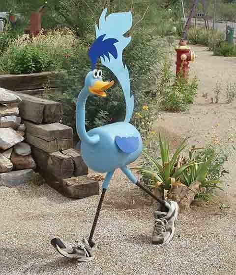 ptica iz butylki