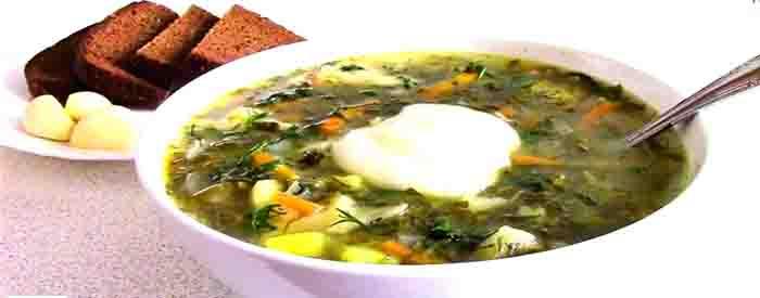 shchavelevyj sup