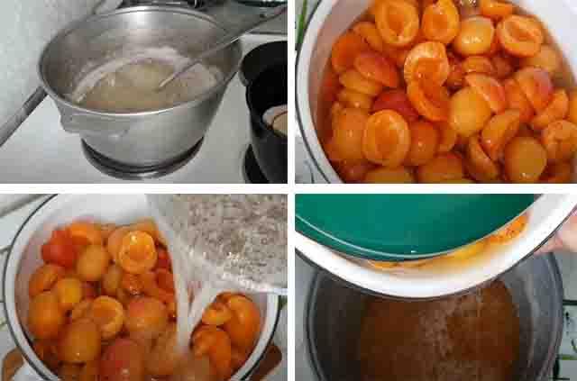 abrikosovoe varene bez varki