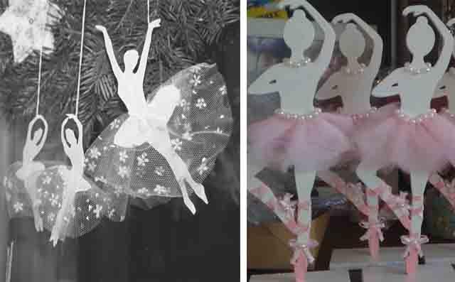 podelki balerinki