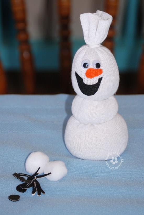 snegovichok iz noska