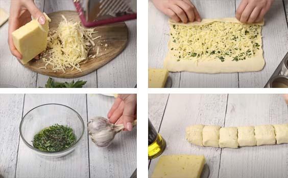 formirovanie sloenyh bulochek s syrom