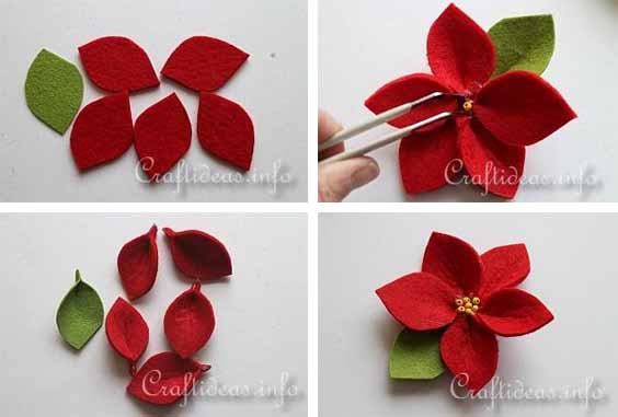 cvetochki iz fetra