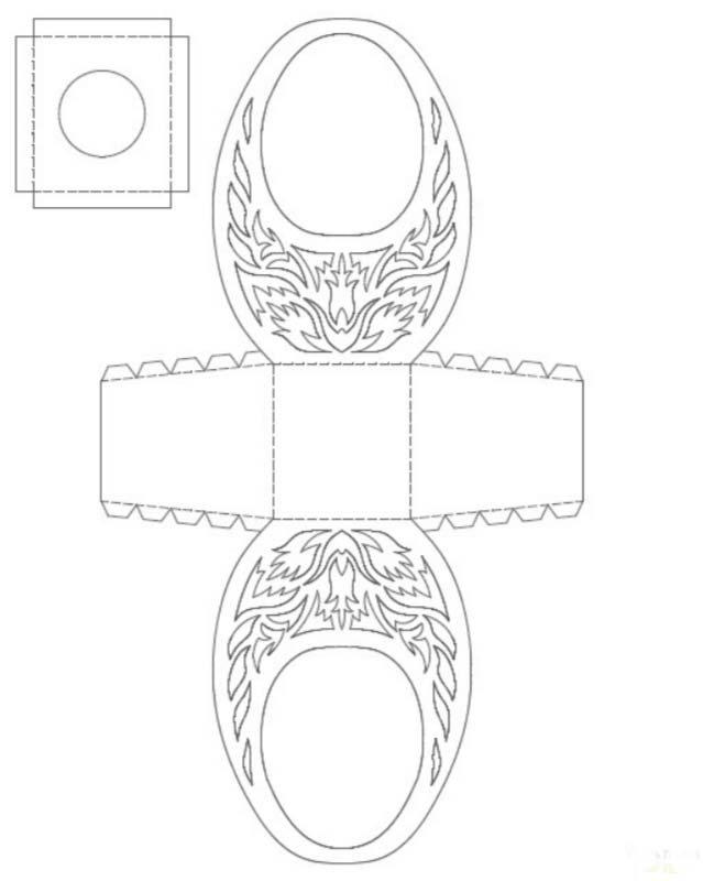 shablon reznoj korobochki1
