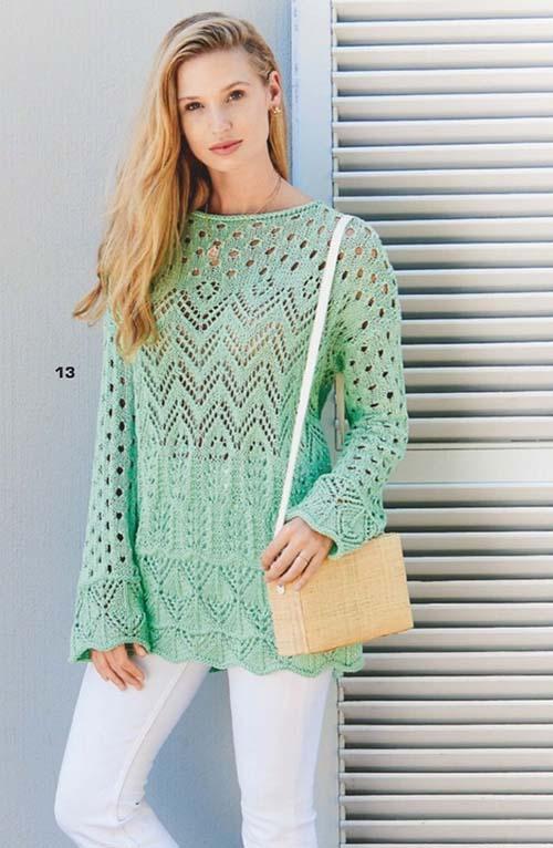 azhurnyj pulover