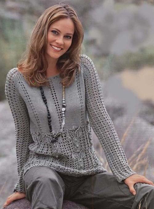 pulover reglanom