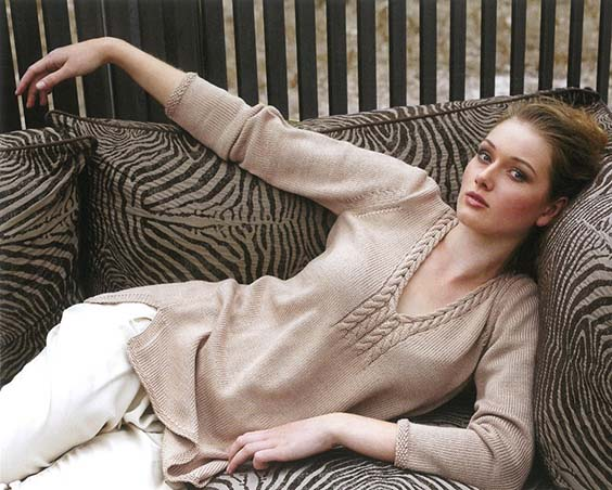 elegantnyj pulover