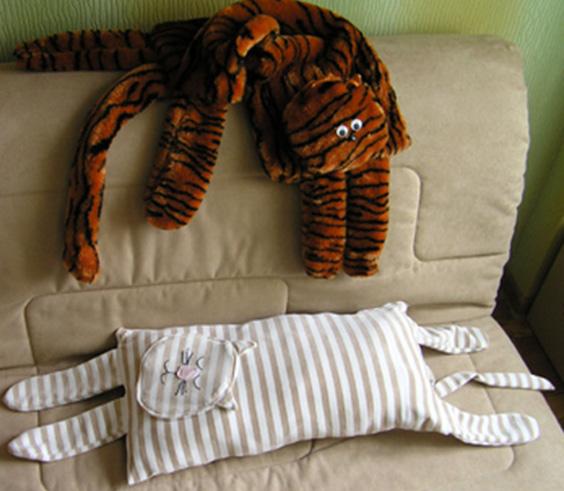 podushka tigr