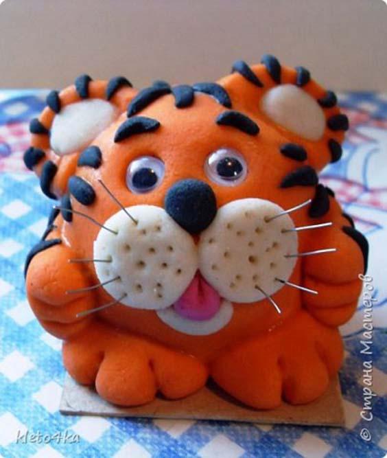 tigr iz solenogo testa