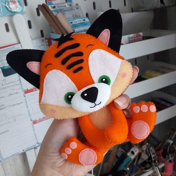 tigrenok iz fetra